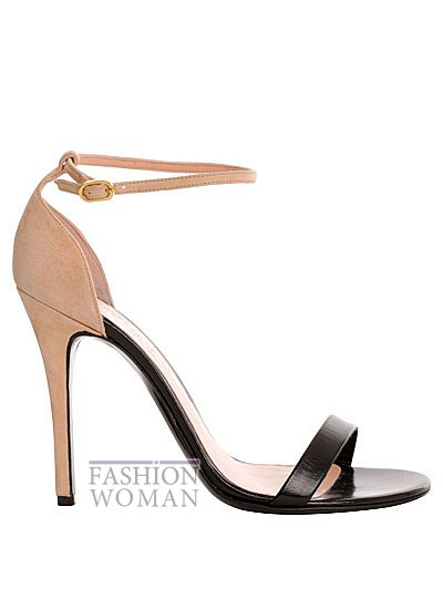 Модная обувь весна-лето 2013 от Alexander Mcqueen фото №36