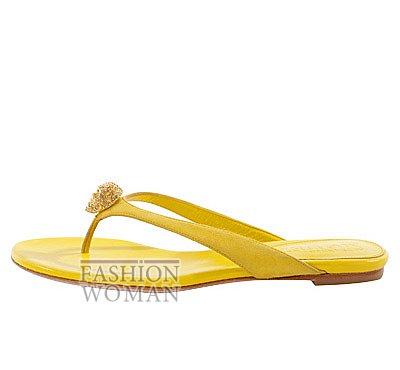 Модная обувь весна-лето 2013 от Alexander Mcqueen фото №77