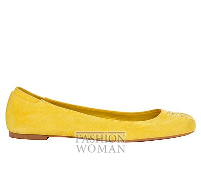 Модная обувь весна-лето 2013 от Alexander Mcqueen фото №81