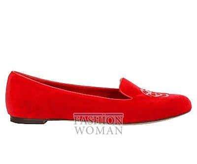 Модная обувь весна-лето 2013 от Alexander Mcqueen фото №82