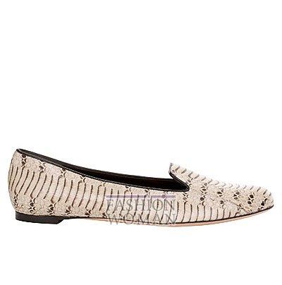 Модная обувь весна-лето 2013 от Alexander Mcqueen фото №91