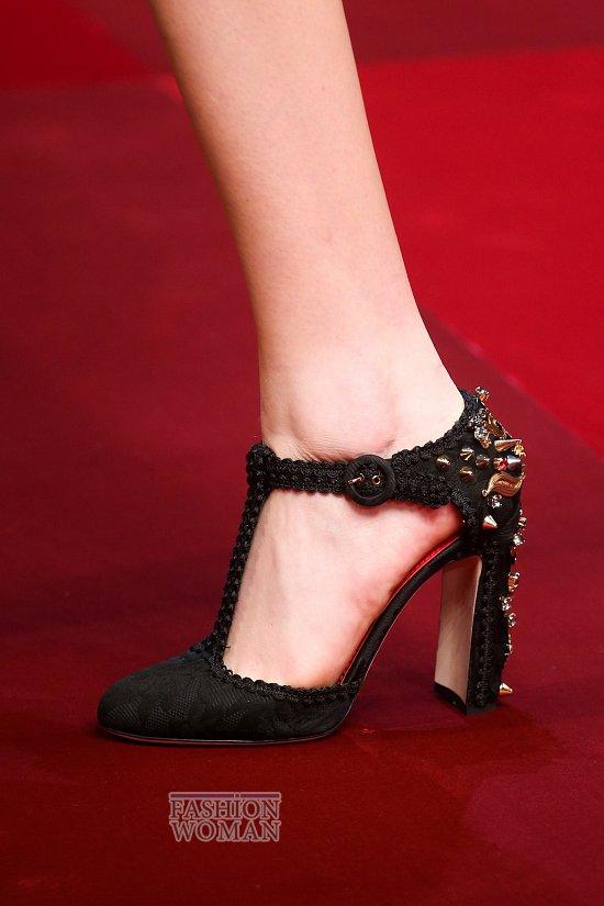 Модная обувь весна-лето 2015 фото №1