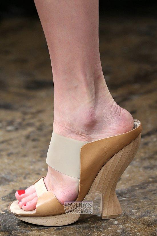 Модная обувь весна-лето 2015 фото №3