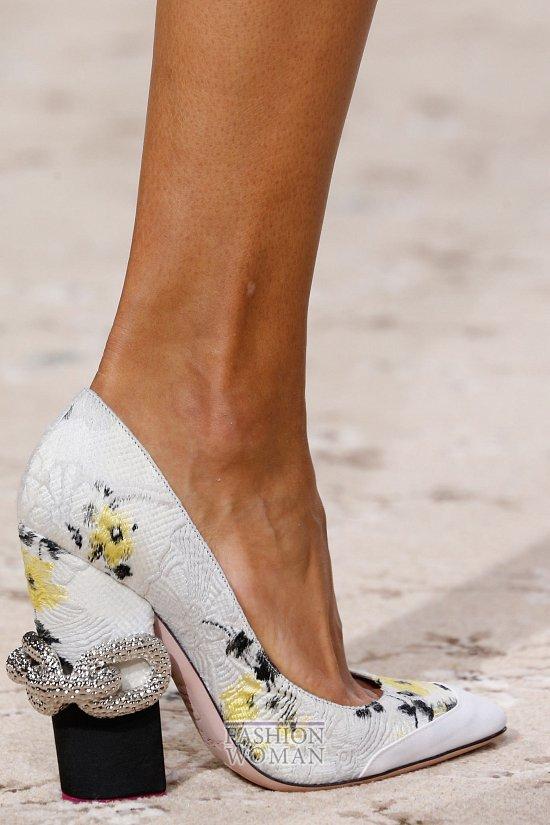 Модная обувь весна-лето 2015 фото №6