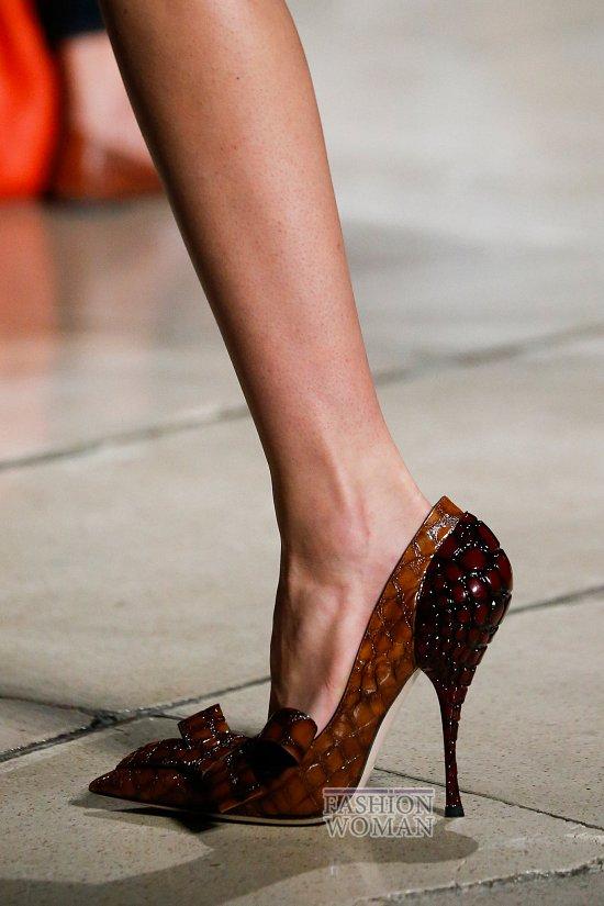Модная обувь весна-лето 2015 фото №8