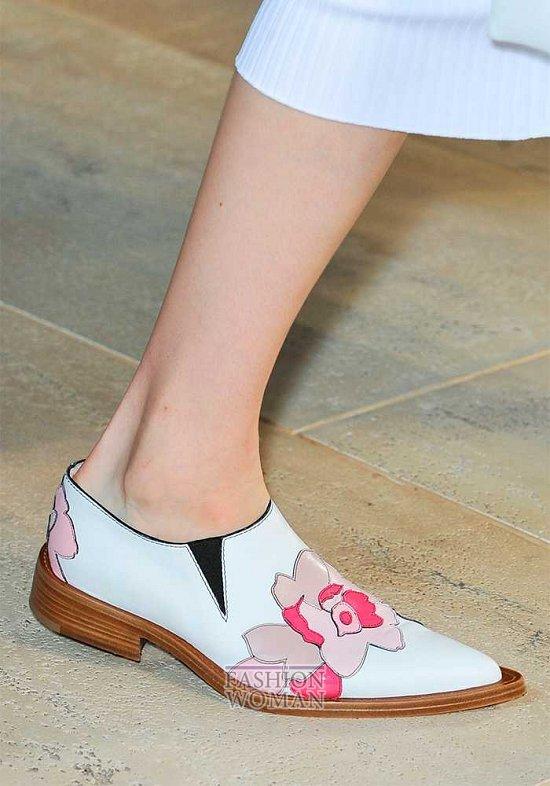 Модная обувь весна-лето 2015 фото №5