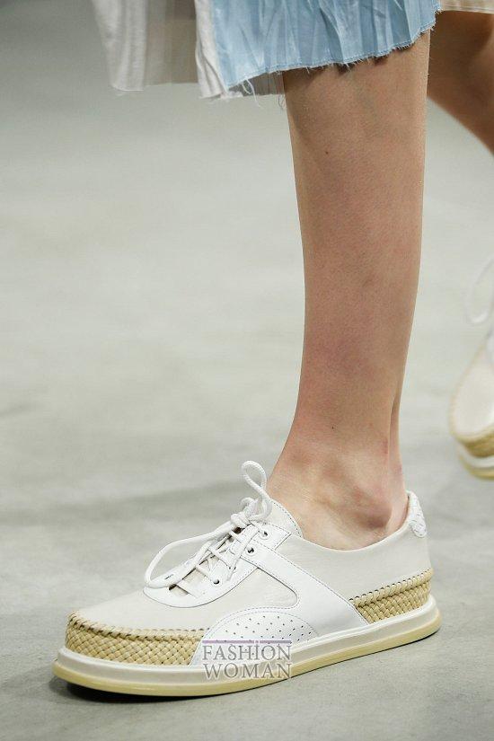 Модная обувь весна-лето 2015 фото №17