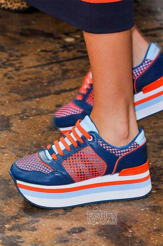Модная обувь весна-лето 2015 фото №16