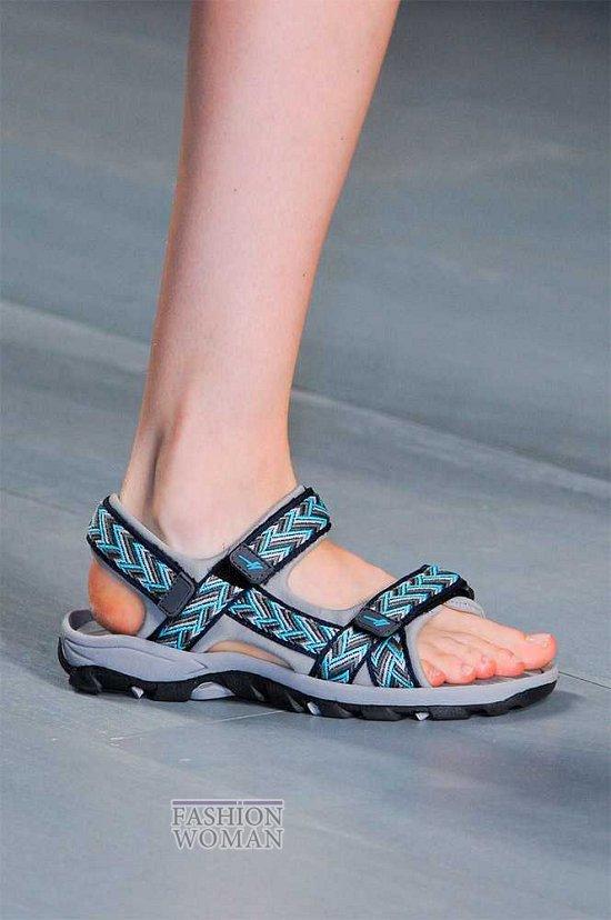 Модная обувь весна-лето 2015 фото №24