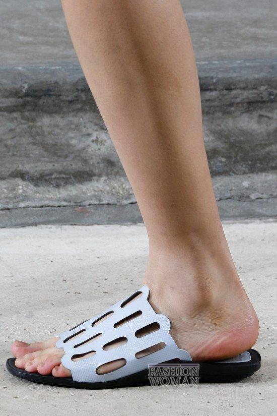 Модная обувь весна-лето 2015 фото №27