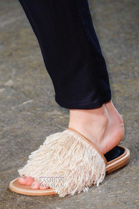 Модная обувь весна-лето 2015 фото №28