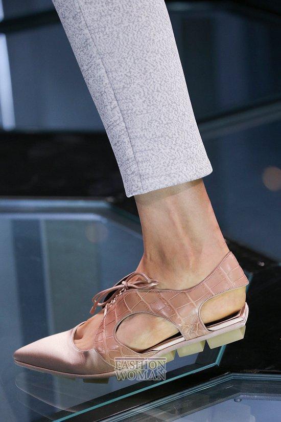Модная обувь весна-лето 2015 фото №30