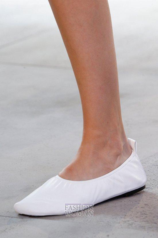 Модная обувь весна-лето 2015 фото №39