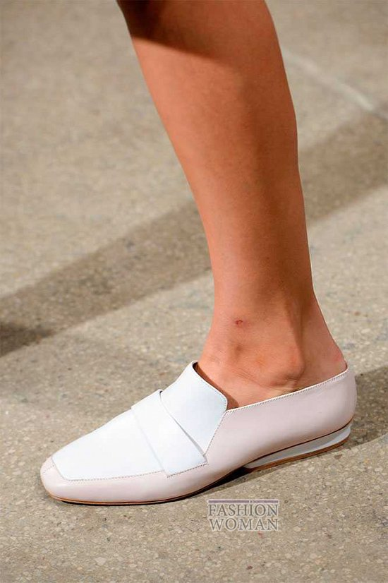 Модная обувь весна-лето 2015 фото №31