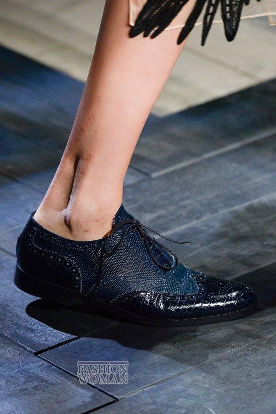 Модная обувь весна-лето 2015 фото №35