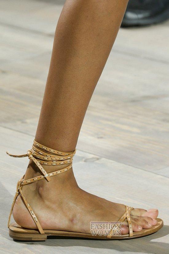 Модная обувь весна-лето 2015 фото №32