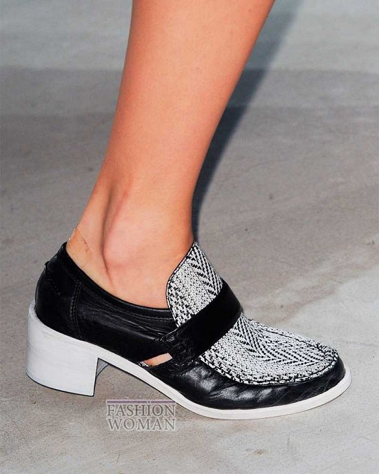 Модная обувь весна-лето 2015 фото №45