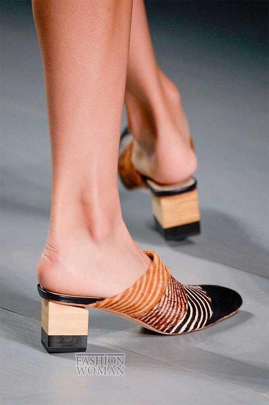 Модная обувь весна-лето 2015 фото №44