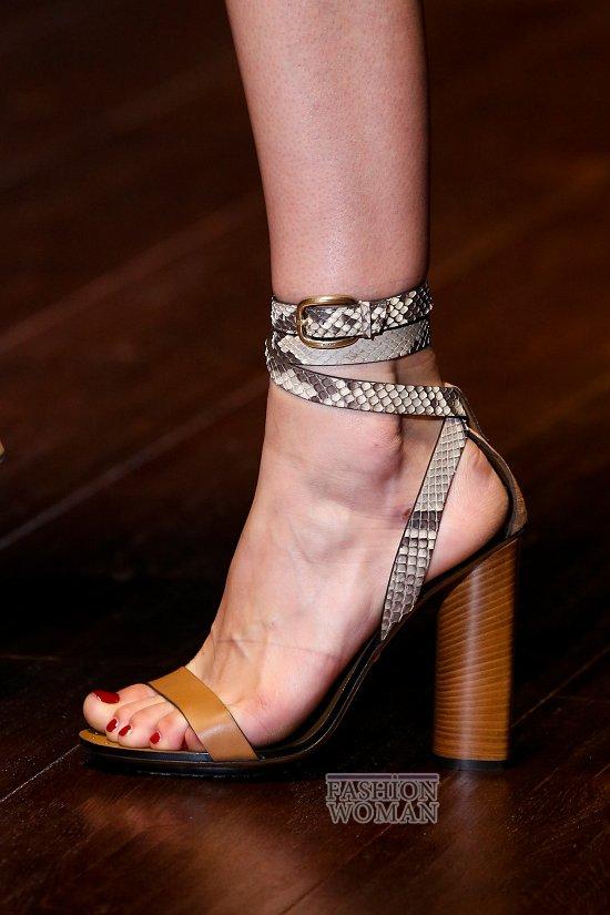 Модная обувь весна-лето 2015 фото №47