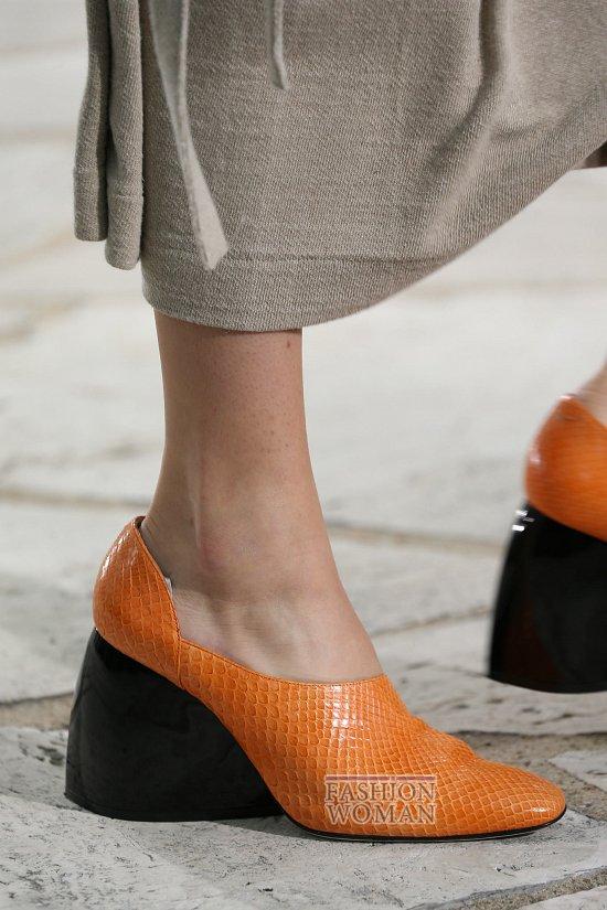 Модная обувь весна-лето 2015 фото №41