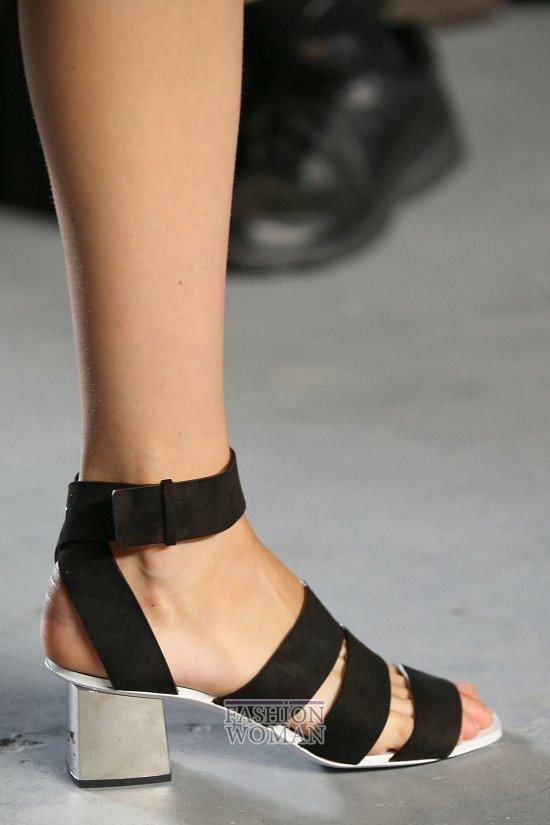 Модная обувь весна-лето 2015 фото №43