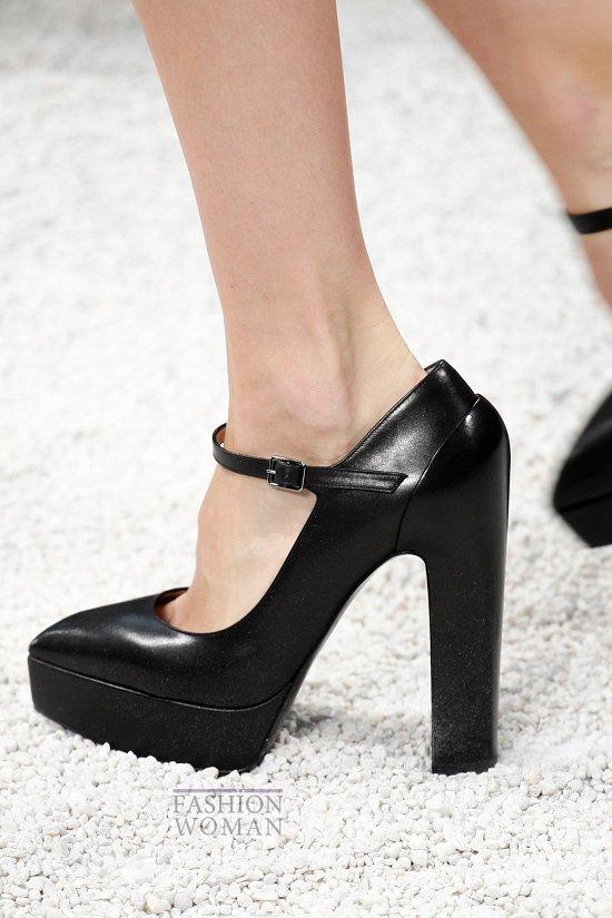 Модная обувь весна-лето 2015 фото №46