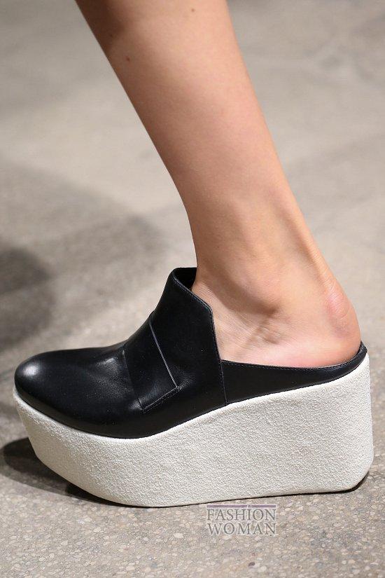 Модная обувь весна-лето 2015 фото №49