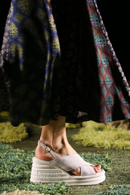 Модная обувь весна-лето 2015 фото №52
