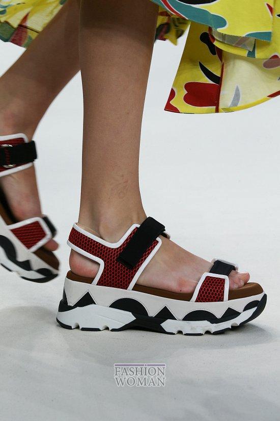 Модная обувь весна-лето 2015 фото №56