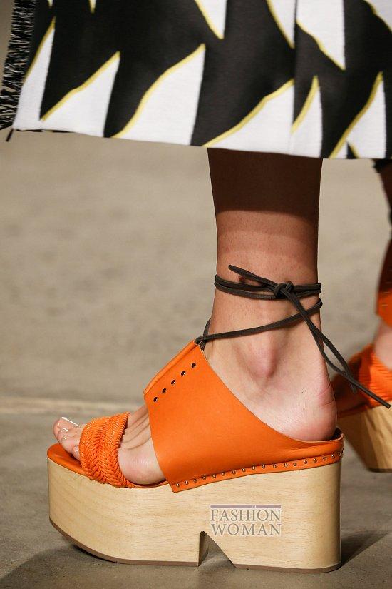 Модная обувь весна-лето 2015 фото №51