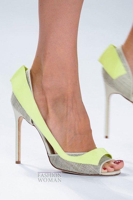 Модная обувь весна-лето 2015 фото №64