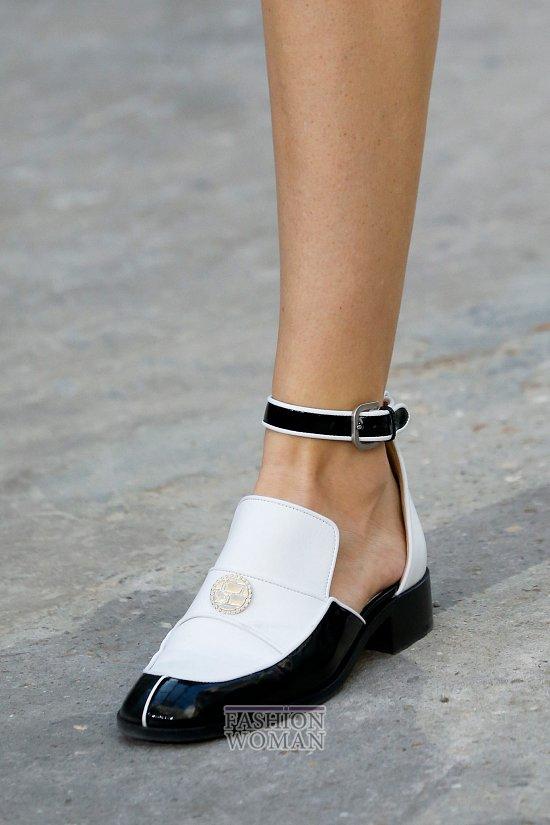 Модная обувь весна-лето 2015 фото №61