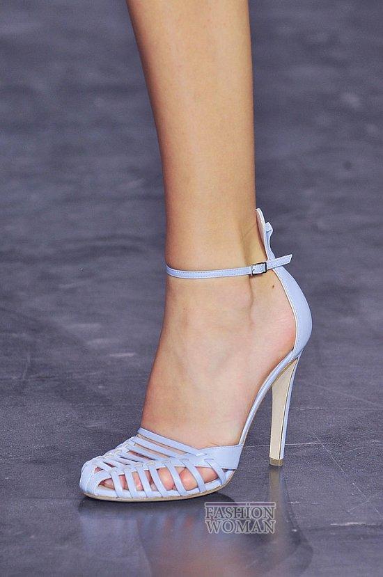 Модная обувь весна-лето 2015 фото №79