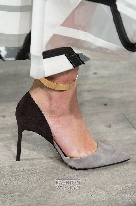 Модная обувь весна-лето 2015 фото №85