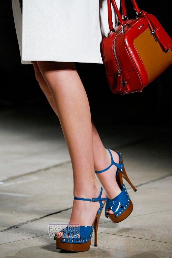 Модная обувь весна-лето 2015 фото №106