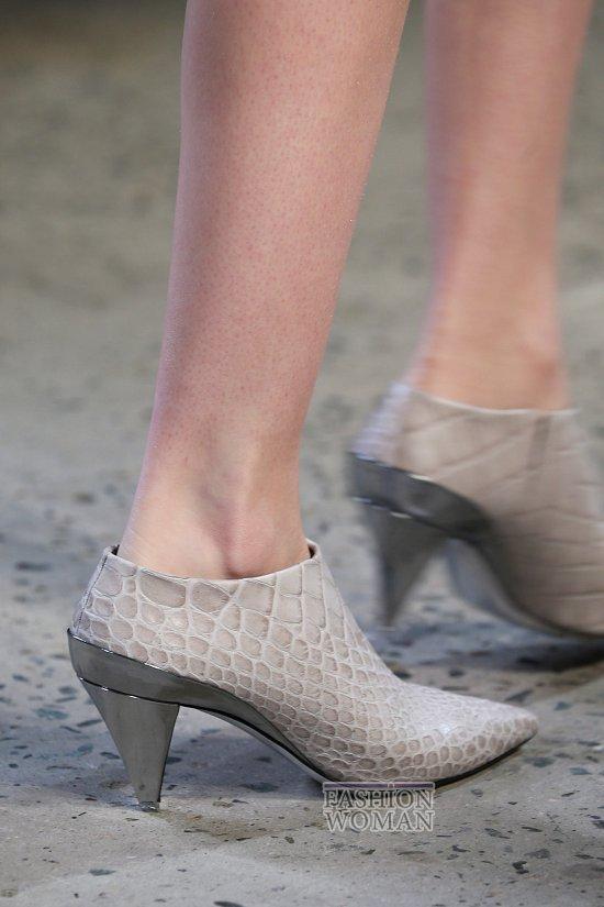 Модная обувь весна-лето 2015 фото №101