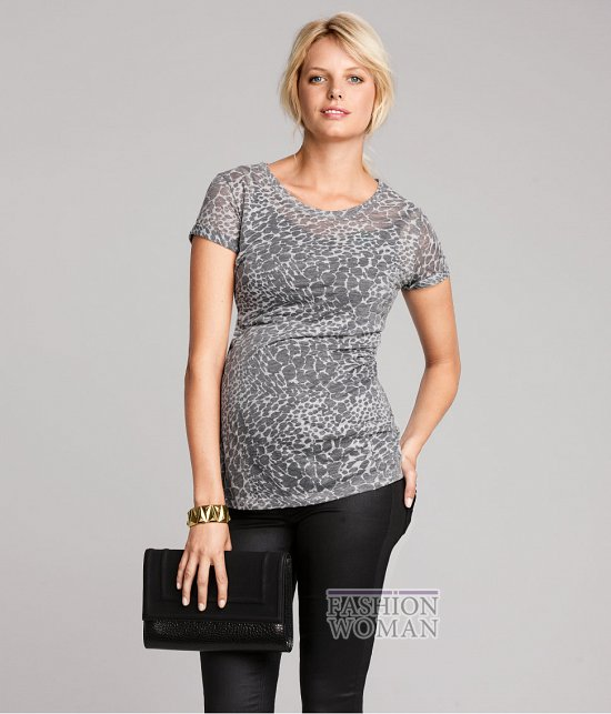 Модная одежда для беременных H&M весна-лето 2013