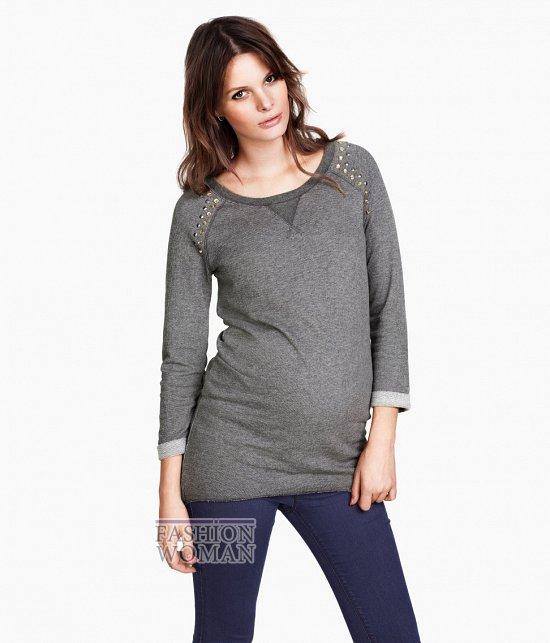Модная одежда для беременных h m весна