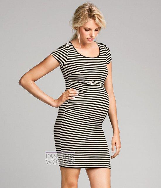 Модная одежда для беременных, H фото №13