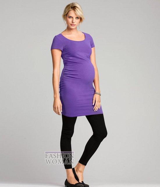 Модная одежда для беременных, H фото №16