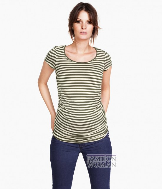 Модная одежда для беременных, H фото №4
