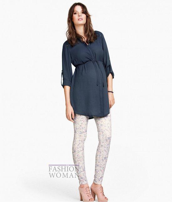 Модная одежда для беременных, H фото №7