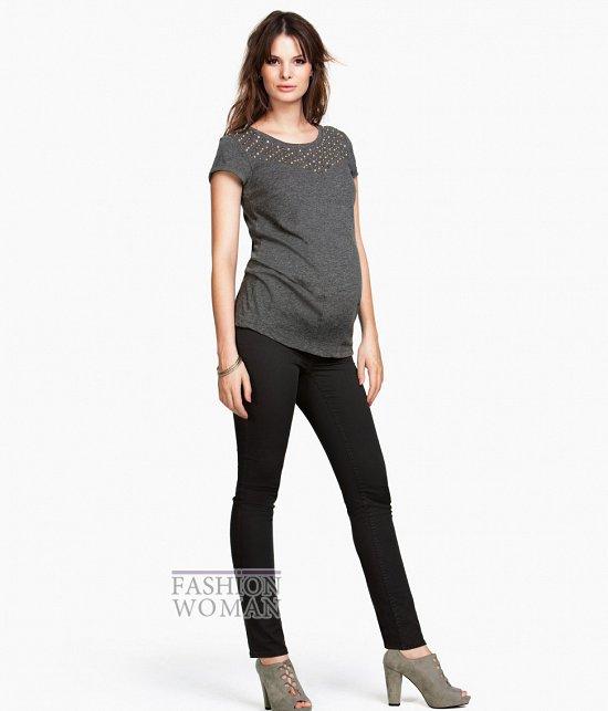 Модная одежда для беременных, H фото №8