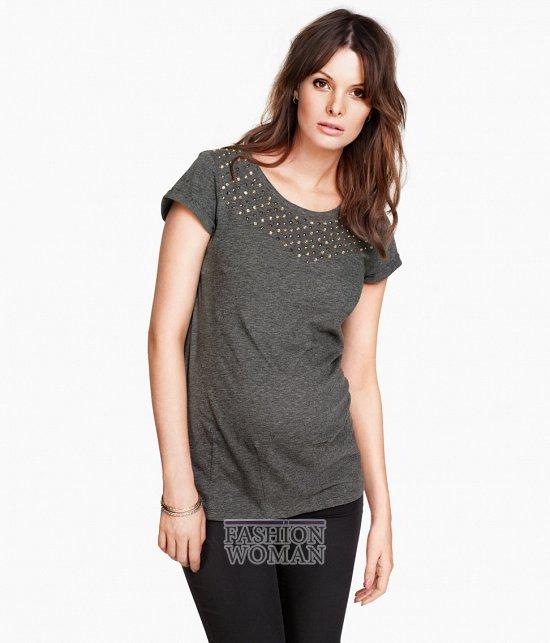 Модная одежда для беременных, H фото №9