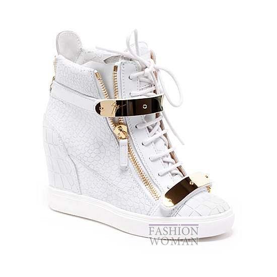 Модная спортивная обувь 2013 фото №1