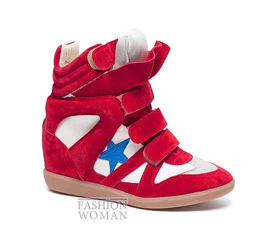 Модная спортивная обувь 2013 фото №2