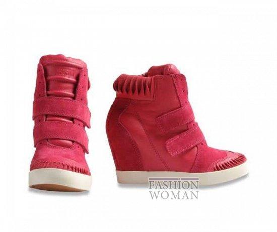 Модная спортивная обувь 2013 фото №11