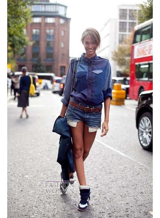Модная спортивная обувь 2013 фото №15