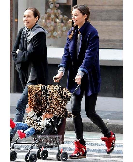 Модная спортивная обувь 2013 фото №17