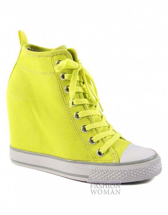 Модная спортивная обувь 2013 фото №3